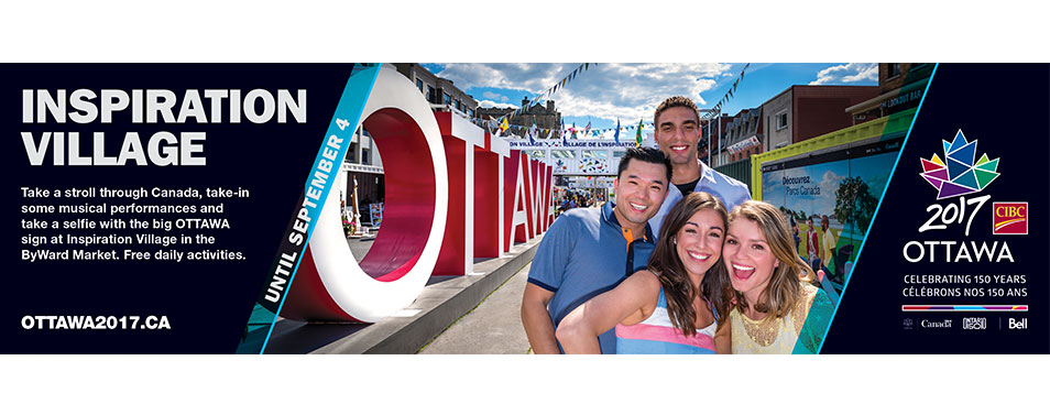 Ottawa 2017 Inspiration Village